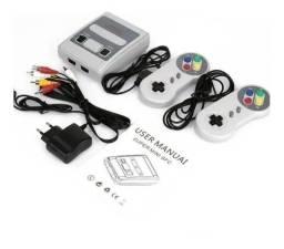 Vídeo Game Portátil Com Controle Retro 620 Jogos