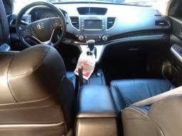 Honda CRV Exl 2013/2013 4x2 completa muito nova