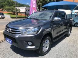 Toyota Hilux Srv 2.8 4X4 Cd 2016 Diesel