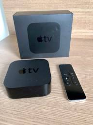 Apple TV HD 4th Generation A1625 de voz Full HD 64GB preto