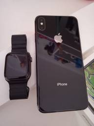 Iphone Xs Max 64 gb / Apple Watch serie 5 44 mm