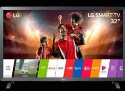 Smart tv 32 novinha pouco uso