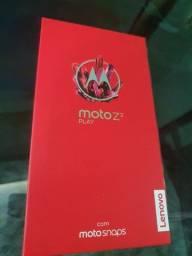 Moto Z2 Play / Snap de Bateria e TV Digital