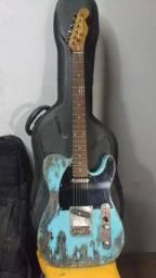 Guitarra modelo  Fender Tele Caster - Relicada