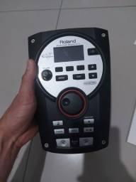 Título do anúncio: Modulo de bateria eletronica roland TD11 td 11
