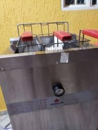 Título do anúncio: Fritadeira Água E Óleo 20 Litros A Gás Pr-2000 Bpg Progás
