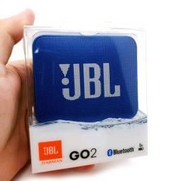 Título do anúncio: caixa de som jbl go2 bluetooth original lacrada entrega grátis 5 horas de bateria