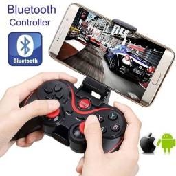 Título do anúncio: Controle Gamepad Bluetooth