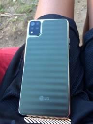 LG K52 novo na caixa