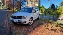 Renault- Duster Dynamique Aut. 2017 UNICA DONA!!!