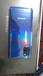 Samsung A31, troco em ar condicionado.