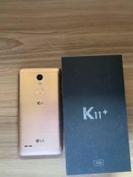 LG K11+ 32gb dourado