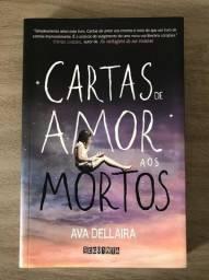 Livro Carta de Amor aos Mortos - Ava Dellaira
