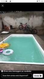# piscina de fibra
