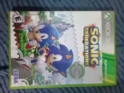 Sonic generations / xbox 360