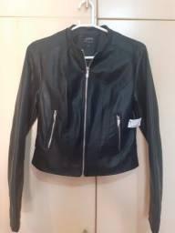 Jaqueta de Couro - Nunca usada!!
