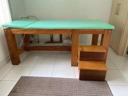 Maca fixa para terapias e massagens