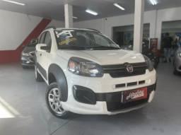 Fiat uno way 1.0 2019 completo ipva 2021 pago