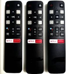 Controle remoto para TV TCL smart