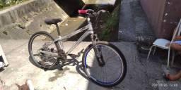 Bike de alumínio monaco aro 26
