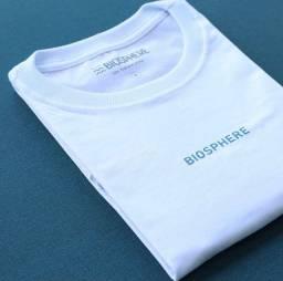 Camisa BIOSPHERE 100% algodão