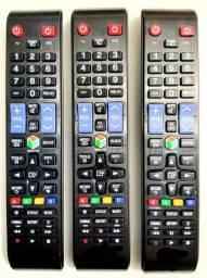 Controle remoto TV Samsung SMART com tecla de direciomento