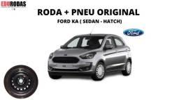 Ford Ka Roda Ferro Original R:14 F:4x108