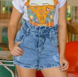 Short jeans fashion