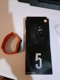 Lindo relógio smart bracelet M5 novo na caixa