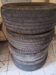 Pneus usados 265 70 R 16