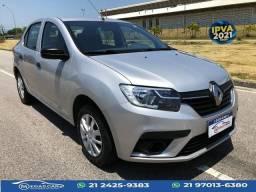 Título do anúncio: Renault Logan LIFE 1. 0 MT