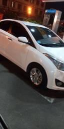Hb 20 1.6 automatico Sedan Conf 2014 flex e gnv.   Segundo dono .