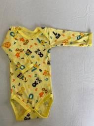 Vende-se roupinhas de bebê recém nascido