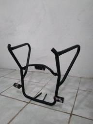 Protetor de carenagem/tanque. Grade de ferro para moto Honda