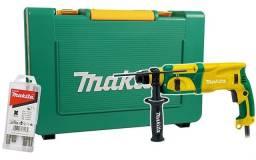 Martelete Combinado HR2470BR 800W Makita+ Maleta + Broca