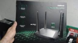 Roteador Intelbràs AC  RG 1200 Gigabit - Para internet acima de 100MB