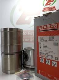 Kit motor Cummins Serie 6 CTAA 8.3L E18:1