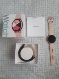 vendo relógio Samsung watch active