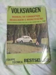 Livro 180paginas rarissimo Antigo Volksvagen 1971 Bestseller N°1