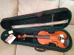 Lindo Violino HOYDEN Novo 4/4 estojo luxo