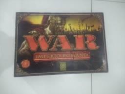 Jogo WAR tabuleiro