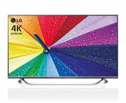 "Smart Tv LED 4K 43"" LG 18 meses de uso modelo 43UF7700"