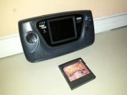 Game Gear (Sega Genesis) Usado + Jogo (Bare Knuckle 2)