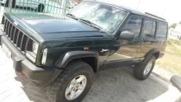 Jeep cherokee sport 1998 automático extra - 1998