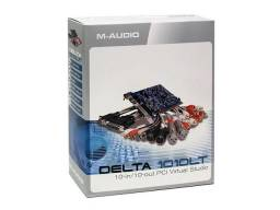 Interface Placa de som Delta 1010lt 8 canais