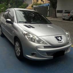 Peujeot 207 Sedan Passion XS 1.6 (GNV) Automático - 2013
