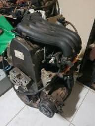Motor Ap 2.0 Fluxo Cruzado Turbo Forjado Completo