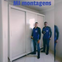 Montador de móveis MJ MONTAGENS 9.92979981