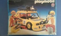 Playmobil carro rally anos 80