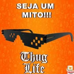 Óculos Deal With It - Thug Life